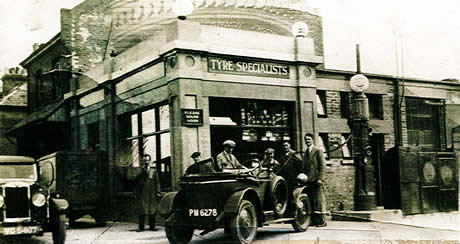 eastbourne tyres